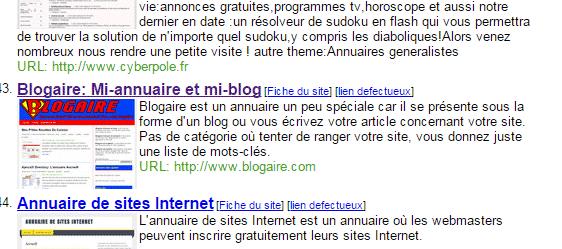 Exemple d'utilisation d'AscreeN sur ApocalX Directory