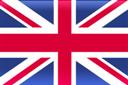Drapeau anglais ou britannique, Union Jack (Royaume-Uni)