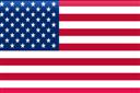 Drapeau americain des Etats-Unis, la banniere etoilee (USA)